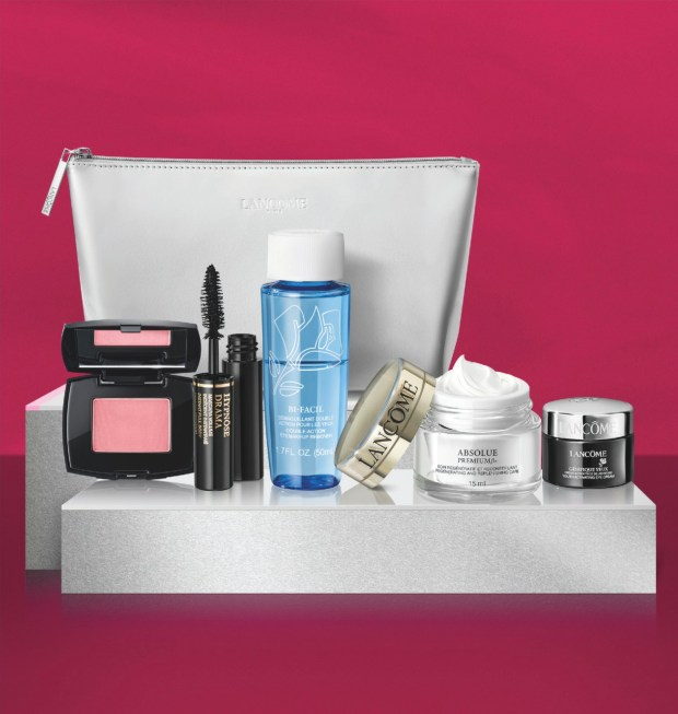 Shoppers Drug Mart Canada Free Lancome Fall Beauty Gift Set 2020 GWP Offer - Glossense
