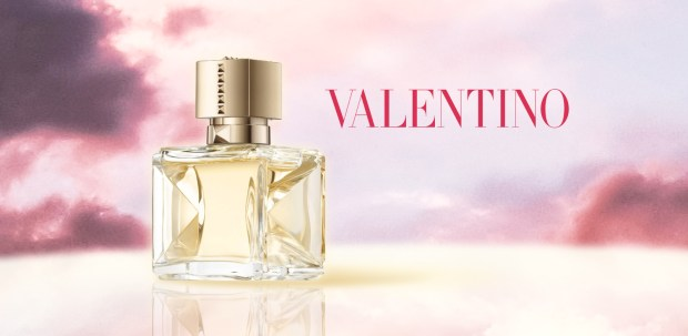 Shoppers Drug Mart Canada Free Valentino Voce Viva Perfume Mini Deluxe Sample - Glossense