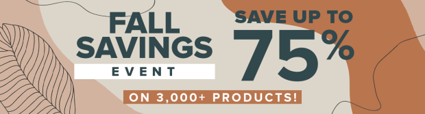 Well dot ca Canada Fall Savings Event Up to 75 Off Beauty Coupon 2020 Canadian Deals Sale - Glossense