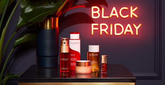 Clarins Canada 2020 Black Friday Canadian Deals Sale Promo Coupon Code - Glossense