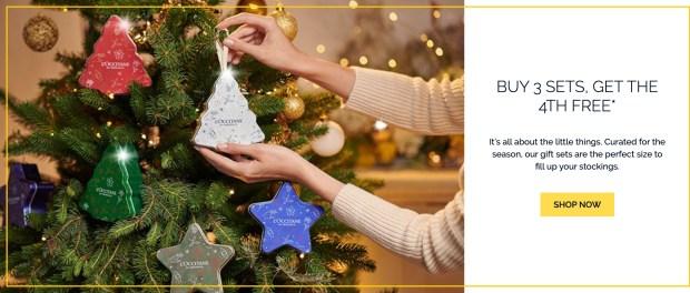 L'Occitane Canada 2020 Black Friday Sale Save on Ornaments Holiday Sets B3G1F - Glossense.jpg