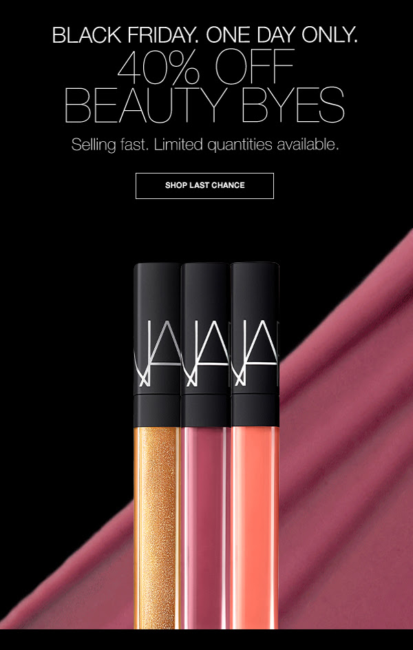 Nars Cosmetics Canada 2020 Black Friday Beauty Byes Canadian Deals Sale - Glossense