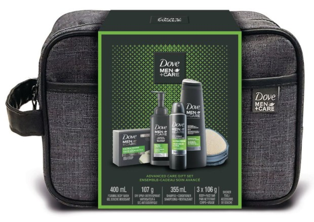 Shopper Army Canada Apply to Try Dove Men Care Gift Sets Canadian Sampling Opportunity - Glossense