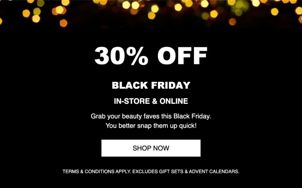 The Body Shop Canada Black Friday 2020 Canadian Deals Sale 2021 - Glossense