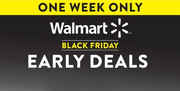 Walmart Canada 2020 Black Friday Early Canadian Beauty Deals Sales - Glossense