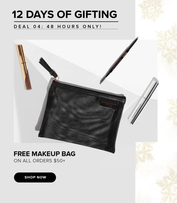 Anastasia Beverly Hills Canada 12 Days of Gifting Advent Calendar 2020 Day 4 - Glossense