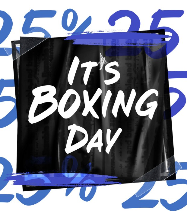 Bumble and Bumble Canada 2020 Boxing Day Sale Canadian Deals - Glossense