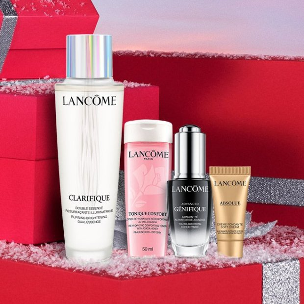 Lancome Canada Virtual Advent Calendar Offer Free Skincare Samples Dec 17 Canadian Deal 2020 - Glossense