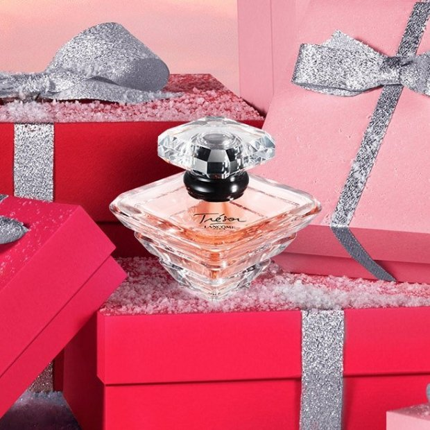 Lancome Canada Virtual Advent Calendar Offer Save on Tresor Perfume Canadian Deal 2020 - Glossense