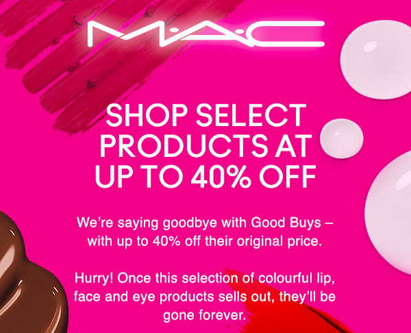 MAC Cosmetics Canada Save on Good Buys Canadian Deals Sale - Glossense