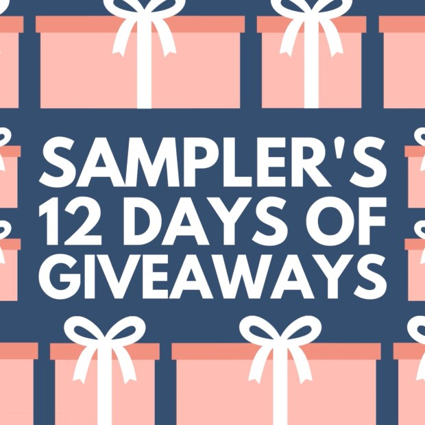 Sampler Canada 12 Days of Giveaways Surprises Canadian Contests Freebies - Glossense