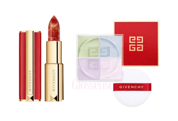 Sephora Canada Givenchy NEW 2021 Lunar New Year Collection Chinese New Year Canadian Releases - Glossense