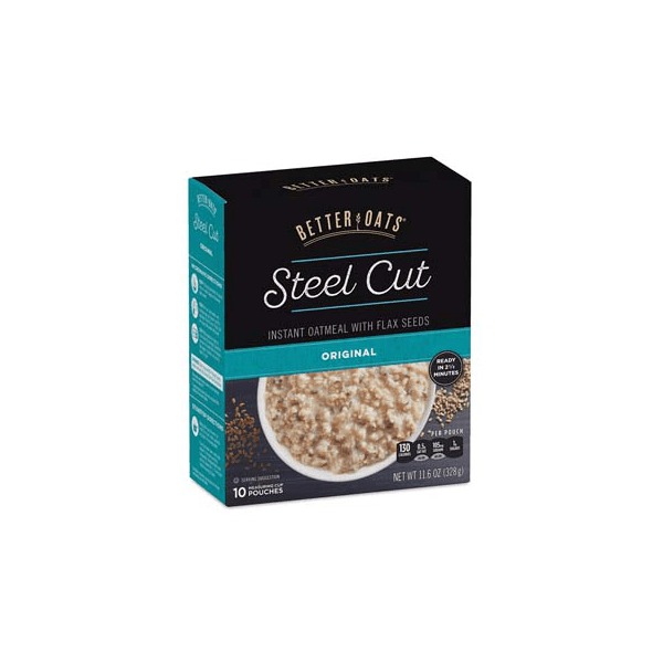 Shopper Army Canada Apply to Try Review Better Oats Steel Cut Instant Oatmeal for Free - Glossense