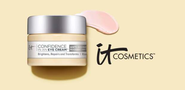Shoppers Drug Mart Canada Free IT Cosmetics Confidence in an Eye Cream Deluxe Mini Sample - Glossense