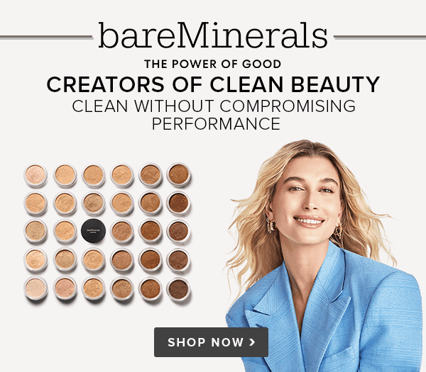 Well dot ca New Brand Alert BareMinerals Canadian New Releases - Glossense