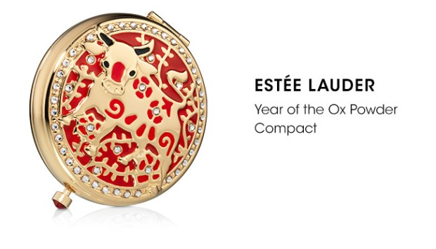 Estee Lauder Canada Year of the Ox Compact 2021 Lunar New Year Canadian Releases - Glossense