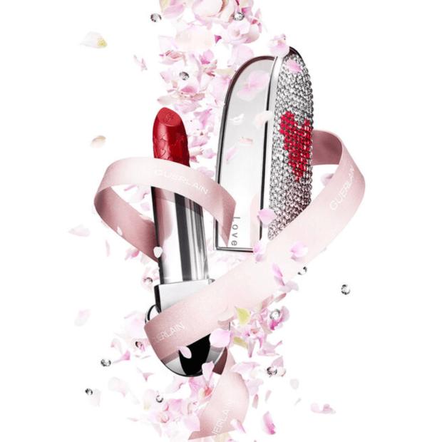 Guerlain Canada Valentine's Day 2021 Collection Lipstick Case - Glossense
