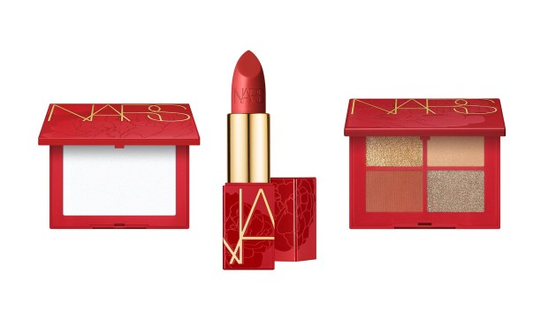 Hudson's Bay Nars Cosmetics Canada 2021 Lunar Chinese New Year Collection Canadian New Releases - Glossense