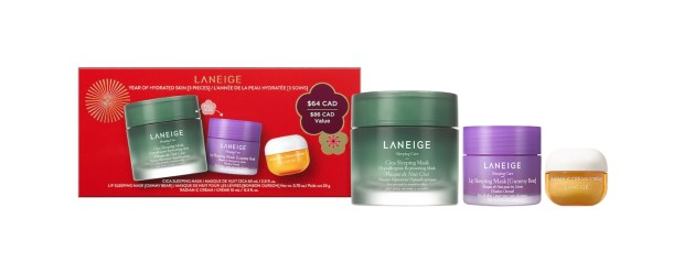Sephora Canada Laneige Year of Hydrated Skin 2021 Lunar New Year Set Chinese New Year Canadian New Release - Glossense