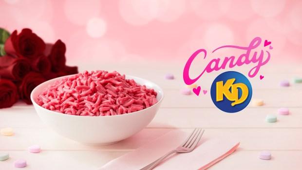 Canadian Freebies Free Pink Candy KD Kraft Dinner Giveaway - Glossense
