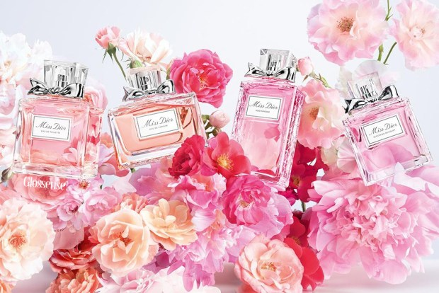 Hudson's Bay Canada Dior Spring Fragrance Free Gift Offer Canadian Deals - Glossense
