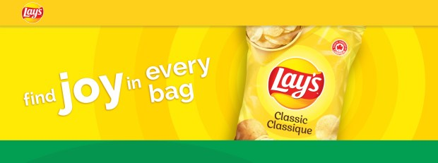 Lay's Find Joy in Every Bag 2021 Contest Canadian Freebies - Glossense