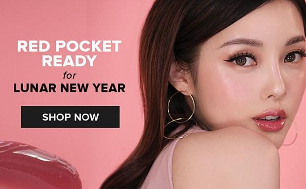 NudeStix Canada 2021 Lunar New Year Promo Canadian Deals - Glossense