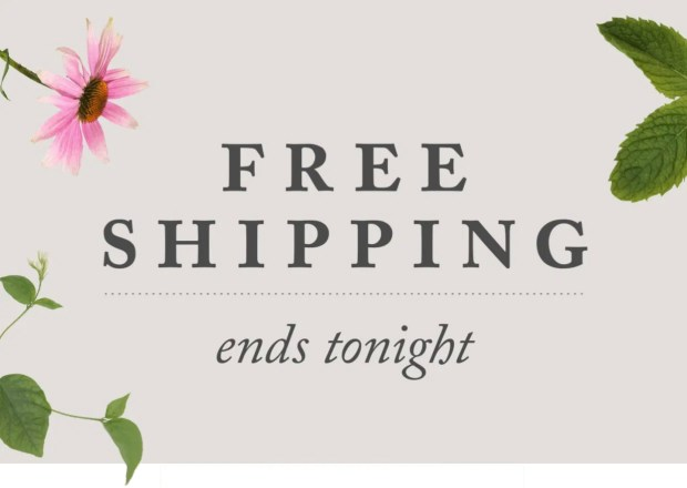 Saje Wellness Canada Free Shipping Canadian Deals 2021 - Glossense