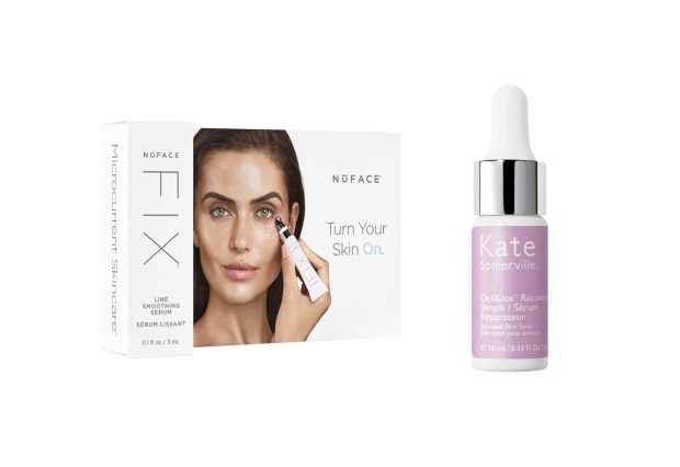 Sephora Canada Promo Code Free NuFace or Kate Somerville Deluxe Mini Skincare Sample - Glossense