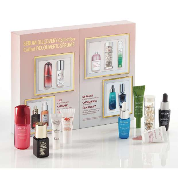 Shoppers Drug Mart Canada NEW Serum Discovery Collection 2021 - Glossense