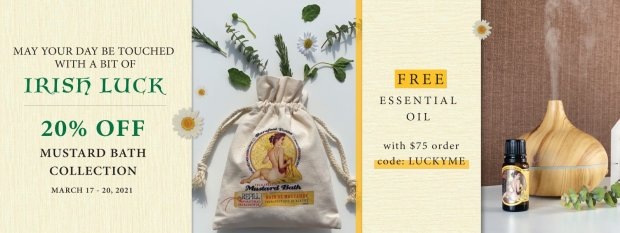 Barefoot Venus Canada St. Patrick's Day Sale Coupon Code Free Gift 2021 - Glossense