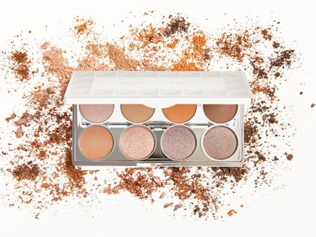 Ipsy Canada Free Belle En Argent Panchromatic Eyeshadow Palette - Glossense