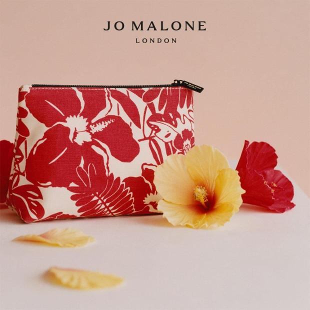 Jo Malone Canada Free Spring Blossoms Pouch Canadian Coupon Code Gift 2021 - Glossense