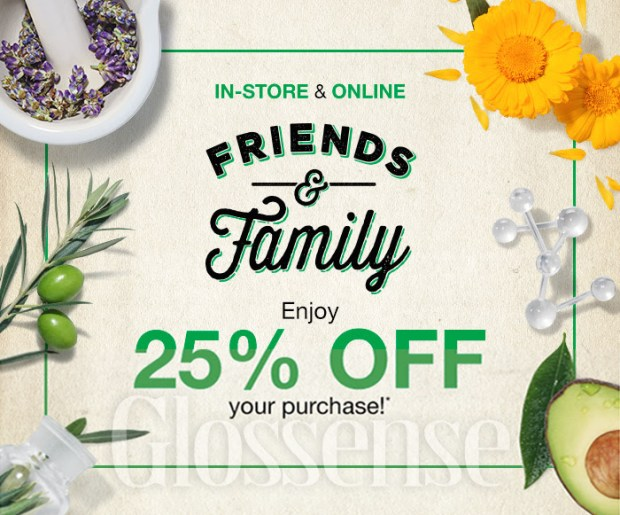 Kiehl's Canada Friends Family Event St. Patrick's Day Deals 2021 - Glossense