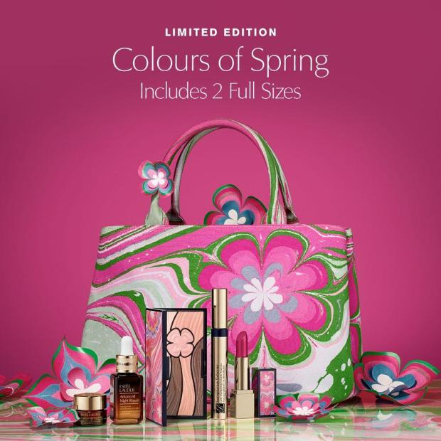 Estee Lauder Free Mother's Day Gift Spring 2021 - Glossense