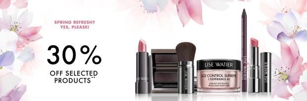 Lise Watier Canada Private Spring Sale Canadian Deals 2021 - Glossense
