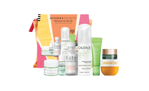 Sephora Canada New Skincare on the Fly Favorites Set Canadian Kit Spring 2021 - Glossense
