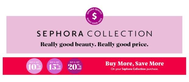 Sephora Collection Canada Buy More Save More Spring 2021 - Glossense
