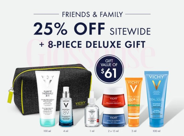 Vichy Friends Family Event Canadian Deals Spring 2021 - Glossense.jpg