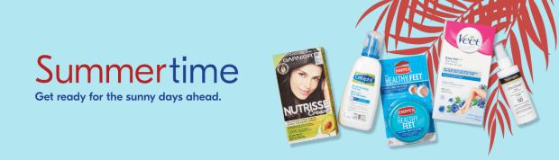 Shoppers Drug Mart Canada Summertime 2021 Canadian Deals - Glossense