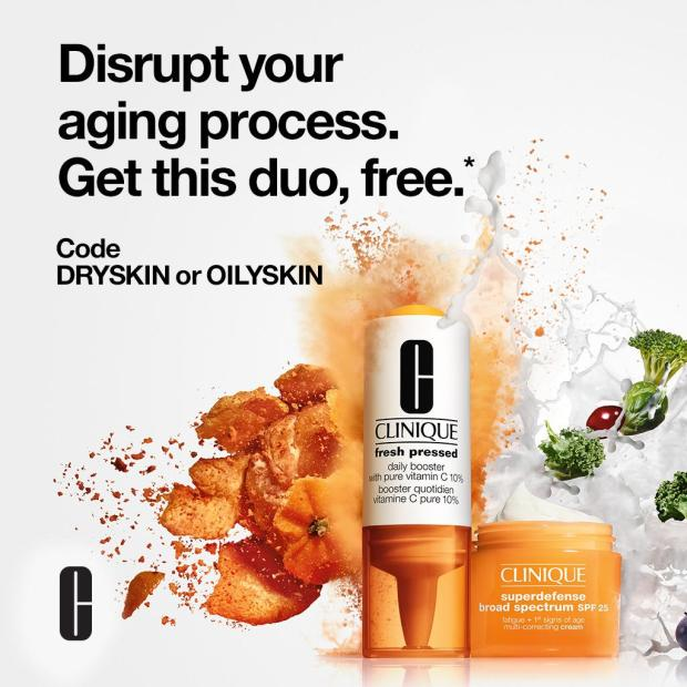 Clinique Canada Free Skincare Duo Coupon Code June 2021 - Glossense