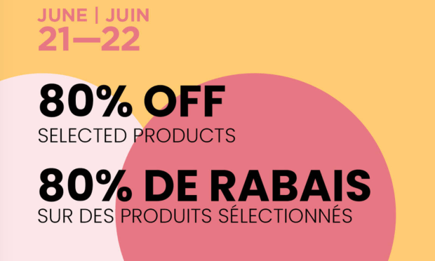 L'Oreal Canada Beauty Outlet Sales Canadian Deals June 21 22 2021 Save on Select Brands - Glossense