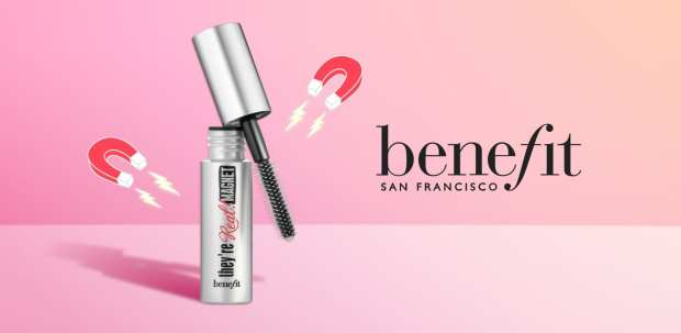 Shoppers Drug Mart Canada Free Benefit Cosmetics They're Real Magnet Extreme Lengthening Mascara - Glossense