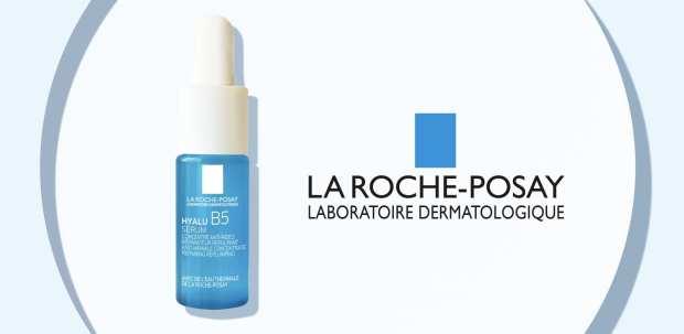 Shoppers Drug Mart Canada Free La Roche-Posay Hyalu B5 Pure Hyaluronic Acid Anti-Aging Serum - Glossense