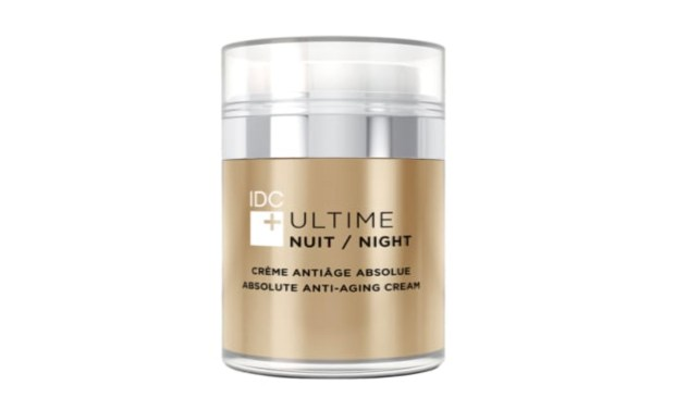 Shoppers Drug Mart Canada GWP Free IDC Ultime Night Cream - Glossense