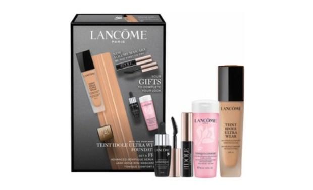 Shoppers Drug Mart Canada GWP Free Lancome Foundation Gift Set - Glossense