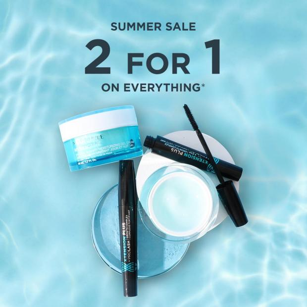 Marcelle Canada Summer Sale 2 for 1 Sitewide Canadian Deals 2021 - Glossense