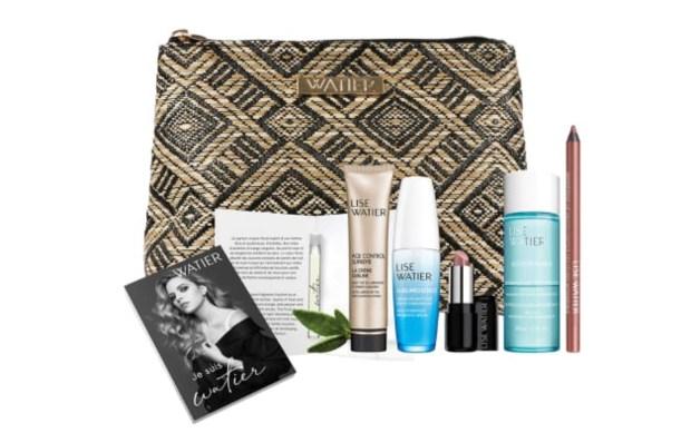 Shoppers Drug Mart GWP Free Lise Watier Gift Set - Glossense