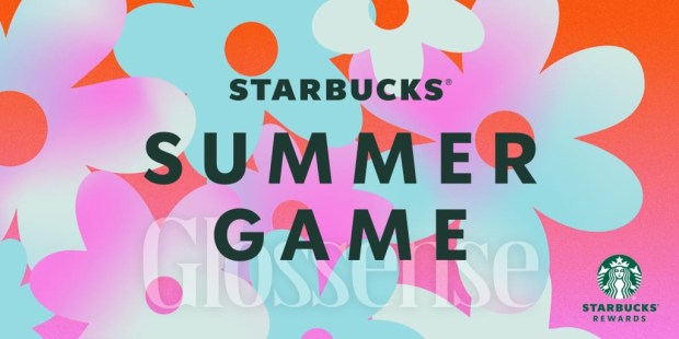 Starbucks Canada Summer Game 2021 - Glossense