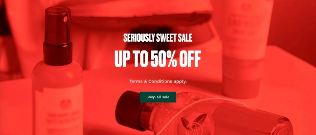 The Body Shop Canada Day 2021 Summer Sale Canadian Deals - Glossense